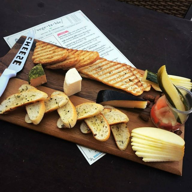 Cheeseboard kind of day Yes we have vegan options byhellip